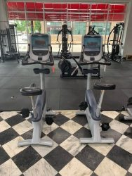 Precor Upright Bikes